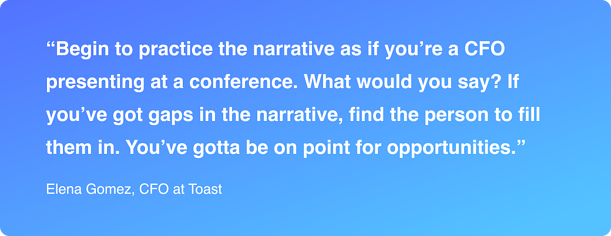 Top learnings from Toast CFO Elena Gomez at A New Hope Conference