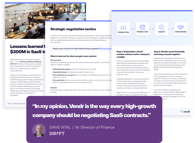 saas buying guide examples