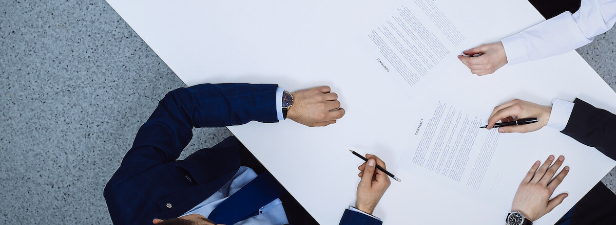 Protect yourself with a master service agreement template | Vendr